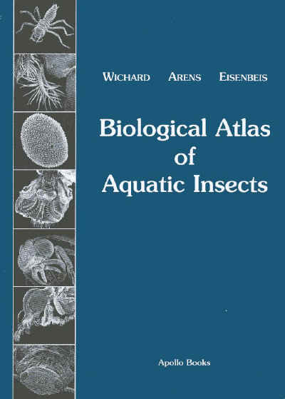 Cover of Biological Atlas of Aquatic Insects